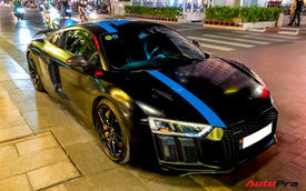 Đại gia Bình Phước tậu Audi R8 V10 Plus từng thuộc sở hữu của Cường 'Đô-la'