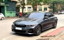 Tốn 233 triệu độ option 'xịn xò', chủ xe BMW 330i M Sport bán ngang giá mua mới khi vừa chạy 3.300 km