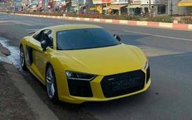 Hết qua tay ông Vũ và Cường 'Đô-la', Audi R8 V10 Plus lột xác khi được bán cho đại gia Bình Phước