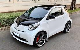 Toyota iQ nhập Mỹ 10 năm trước vẫn bán gần 700 triệu đồng: 9 túi khí, bạt ngàn option