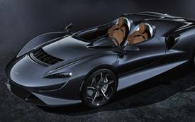 Đại gia lo ngại McLaren Elva không có kính chắn gió và đây là cách giải thích đầy thuyết phục của hãng