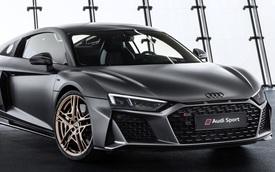 """Audi R8 được đăng ký bản quyền phiên bản """"địa ngục xanh"""", dự báo ngày khai tử đã đến?"""