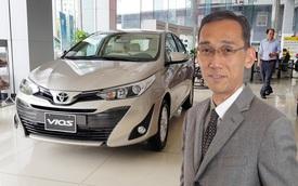 Toyota Việt Nam thay 'tướng' khi đang bị 'ép sân'