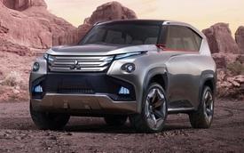 Mitsubishi Pajero chuẩn bị được hồi sinh: Kiểu dáng học hỏi từ mẫu MPV ăn khách Xpander
