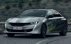 Peugeot 508 Sport Engineered tung thêm ảnh làm fan thèm muốn, chỉ chờ ngày mở bán tại Việt Nam