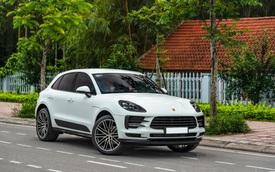 Chỉ sau 6.000 km, Porsche Macan 2020 được đại gia Việt rao bán với giá 'rẻ hơn 500 triệu đồng'