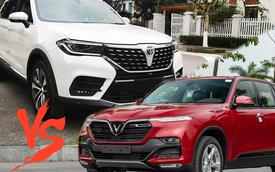 Vì sao cùng 'mượn' động cơ BMW mà VinFast tiền tỷ, Brilliance V7 chỉ hơn 700 triệu?