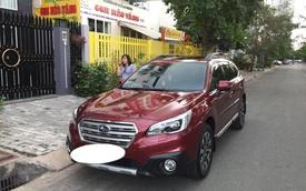 Chủ nhân Subaru Outback bán rẻ xe với giá Toyota Fortuner vì sợ... hàng xóm nói mình điên