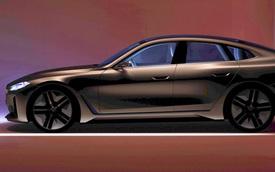 Quên hết i8, i3 đi vì BMW i4 lộ diện quá đẹp