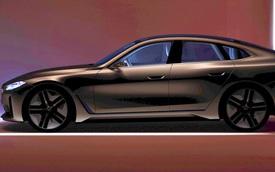 Quên i8 đi, BMW i4 có thể ra mắt ngay hôm nay