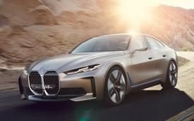 Ra mắt BMW i4 Concept: Đâu cũng đẹp… trừ mỗi mặt!