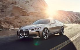 BMW i4 lộ diện: Chung nền tảng 3-Series, mạnh 530 mã lực