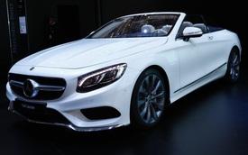 Mercedes-Benz S-Class thế hệ mới sẽ bị cắt giảm 2 kiểu dáng, bù lại bằng phiên bản hoàn toàn mới với những công nghệ đẳng cấp hơn