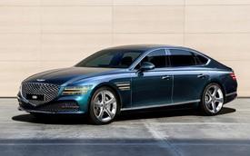 Ra mắt Genesis G80: Xe sang Hàn trỗi dậy khi Lexus 'ngủ quên', thách thức cả Mercedes-Benz E-Class và BMW 5-Series