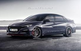 Những điểm cần biết về Hyundai Elantra N - Đối trọng của Honda Civic Type R