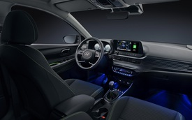 Hyundai i20 hoàn toàn mới khoe trọn nội thất - Khi xe Hàn đã chơi option còn thực dụng