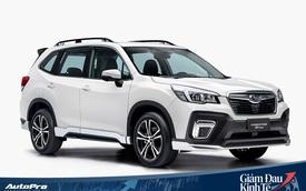 Đấu Honda CR-V, Subaru Forester làm mới theo cách lạ cho khách Việt: Thêm gói nâng cấp giá từ 78 triệu, lắp được cả xe cũ