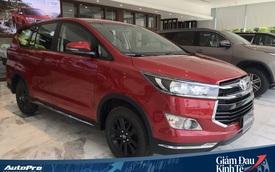 Toyota Innova dọn kho, giảm giá sốc gần 140 triệu đồng, tiệm cận Mitsubishi Xpander