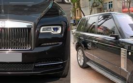 Rolls-Royce của dân chơi đồng hồ và Land Rover của nhà thiết kế danh tiếng bị kẻ gian cuỗm đồ trong cùng một đêm tại Hà Nội