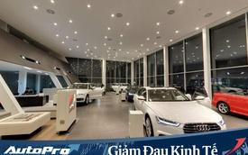 Audi Việt Nam ngừng đón khách tới hết 16/4