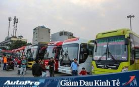 Từ hôm nay, dừng toàn bộ xe trên 9 chỗ đi/đến Hà Nội và TP.HCM