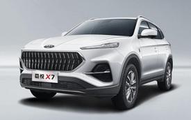 Xem SUV X7 của người Trung Quốc: Không tồi nếu là xe giá rẻ!