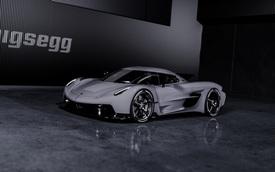 Jesko Absolut  - siêu xe nhanh nhất của Koenigsegg và sẽ không có thêm phiên bản thương mại nào đạt được tốc độ cao hơn