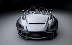 Aston Martin đua xu thế xe 'mui trần' với V12 Speedster