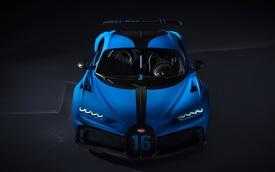 Soi siêu xe Bugatti Chiron Pur Sport giá gần 4 triệu USD qua ảnh, video mới ra lò