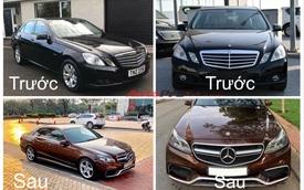 Độ tới mức không nhận ra bản gốc, chủ nhân Mercedes-Benz E-Class vẫn bán xe rẻ như Kia Cerato mua mới