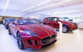 Jaguar Land Rover trưng dàn xe gần 30 tỷ tại Sài Gòn, ưu đãi hàng chục triệu đồng cho người mua