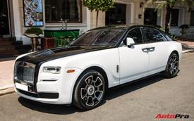 Đại gia Sài Gòn lột xác Rolls-Royce Ghost với phong cách lạ lẫm