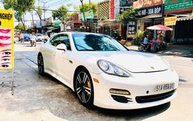Cần đổi xe gấp, đại gia Việt bán Porsche Panamera rẻ ngang Toyota Camry 2020