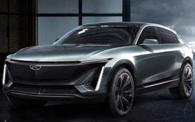 Cadillac Lyriq sẵn sàng ra mắt đầu tháng 8, đối đầu Mercedes EQC