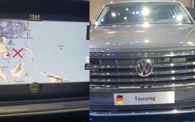 Tước giấy phép DN nhập khẩu ô tô có bản đồ vi phạm chủ quyền