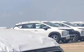 Mitsubishi Xpander Cross cập cảng Việt Nam - Đối thủ 'sừng sỏ' mới của Suzuki XL7 và Toyota Rush