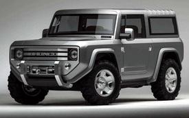 SUV địa hình như 'Mẹc G' - Ford Bronco lộ ảnh phiên bản hoàn chỉnh đầu tiên