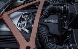 Aston Martin quyết chia tay động cơ V8 của Mercedes-AMG, lãnh đạo tiết lộ nguyên nhân