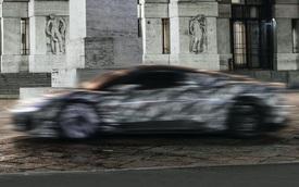 Maserati lại hé lộ thông tin về siêu xe mới, lần này là về động cơ với công nghệ lần đầu xuất hiện