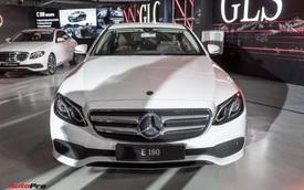 Mercedes-Benz E 180 giá hơn 2 tỷ đồng tại Việt Nam: 'Bình dân hoá' E-Class để làm dịch vụ