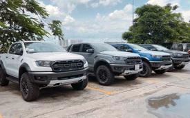 Ford Ranger Raptor 2020 cập bến đại lý: Thêm công nghệ mới, giá tăng lên hơn 1,2 tỷ nhưng mức ưu đãi hàng chục triệu đồng còn gây chú ý hơn