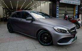 Hàng siêu hiếm Mercedes-Benz A 250 lấy cảm hứng từ F1 được chào bán bằng giá Honda Civic mua mới