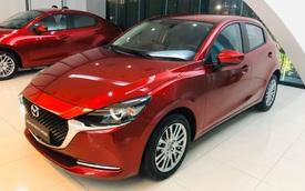 Mazda2 2020 chính thức ra mắt tại Việt Nam: Cạnh tranh Toyota Vios, nhưng công nghệ như CX-8