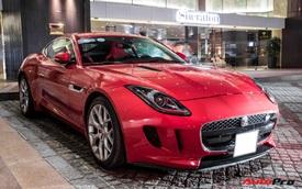 Jaguar F-Type S 'khó gặp nhất Việt Nam' tái xuất trên phố Sài Gòn