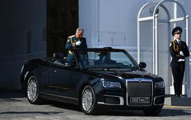 'Rolls-Royce mui trần' của người Nga nhận lượng đơn đặt hàng khủng khiếp dù chưa bao giờ được giới thiệu chi tiết