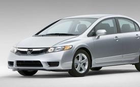 Honda Civic chạy dịch vụ gần 800.000km mà không cần đại tu - Ai bảo chỉ Toyota Vios chuyên dành cho dân taxi?