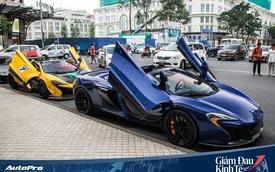 Ngày đầu cách ly toàn xã hội, 'thánh địa' siêu xe Sài Gòn vắng bóng xế tiền tỷ