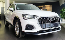Audi Q3 2020 giá hơn 1,9 tỷ đồng đầu tiên về đại lý: Nhiều trang bị hiện đại, trừ một chi tiết 'đồ cổ' gây tranh cãi