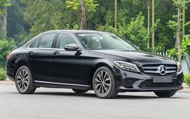 Mới đi 91 km và chưa bóc nilon, Mercedes-Benz C 200 đã bị bán lại đúng giá C 180 mua mới
