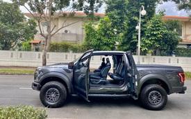 Khám phá Ford F-150 Raptor 'cửa Rolls-Royce' đầu tiên Việt Nam: Nhiều điểm khác biệt mà ít người biết